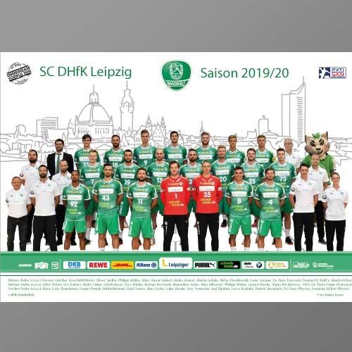 Mannschafts-Poster 2019 / 2020