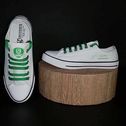 Low Top Canvas Schuh