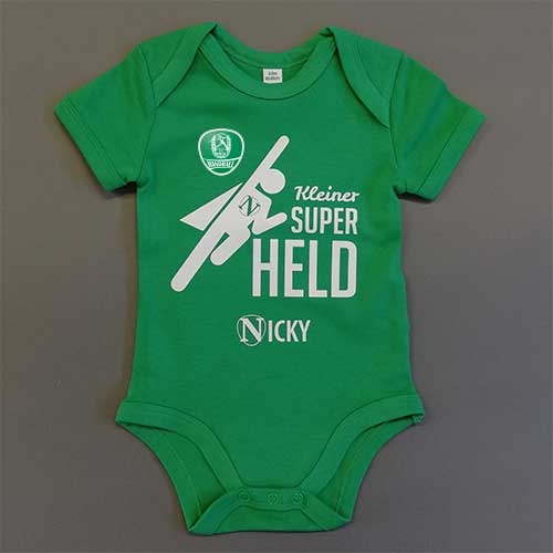 Babybody - kleiner Superheld