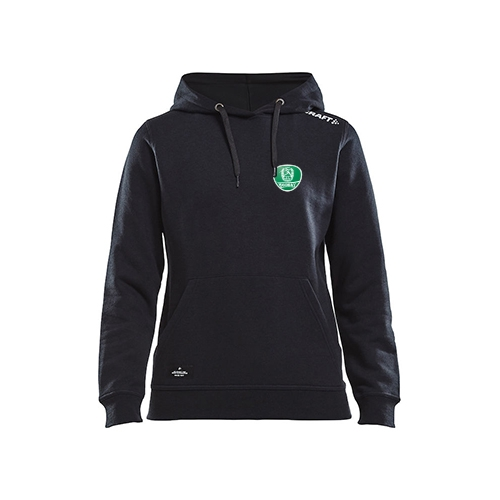 CRAFT Community Hoody für Damen in schwarz