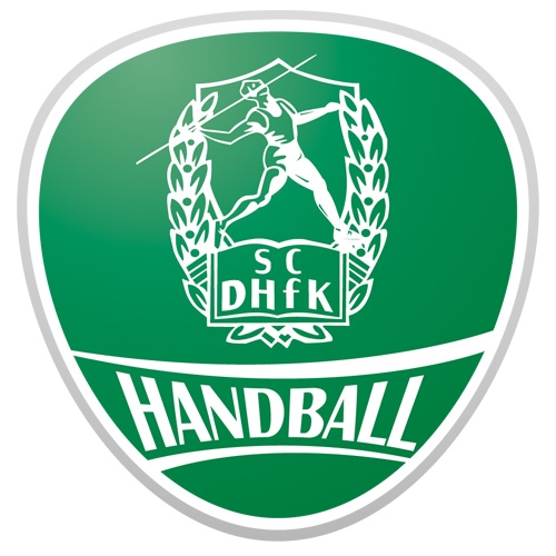Hanndball-Logo-Autoaufkleber