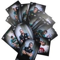 Autogrammkarten-Set Saison 2020/2021