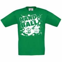 Kinder T-Shirt Handballmotiv