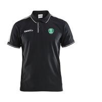 CRAFT Poloshirt Pro Control schwarz
