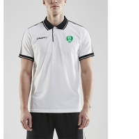 CRAFT Poloshirt Pro Control weiß