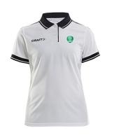 CRAFT Poloshirt Pro Control weiß für Damen