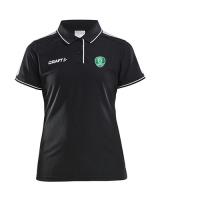 CRAFT Poloshirt Pro Control schwarz für Damen