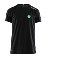 CRAFT Mix Shirt für Herren in schwarz