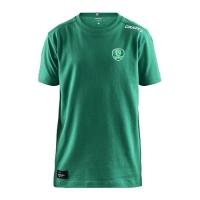 CRAFT Mix Shirt für Kinder in grün