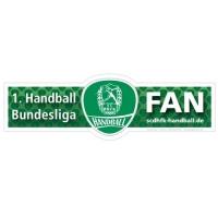 Autoaufkleber - 1. Handball Bundesliga - FAN - mittel