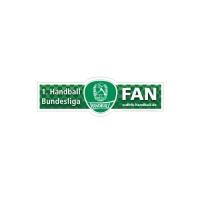 Autoaufkleber - 1. Handball Bundesliga - FAN - klein
